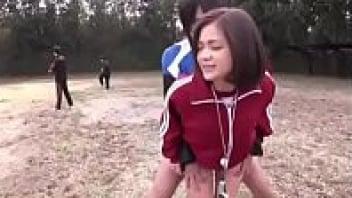 เอากัน เย็ดสาวญี่ปุ่น เย็ดท่าหมา เย็ดด้านนอก เย็ดคาชุดพละ หนังโป๊ออนไลน์ หนังโป๊AV
